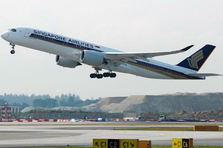 Airbus de Singapore Airlines