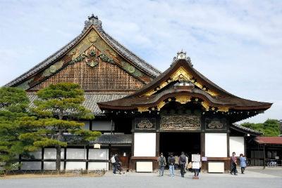 Castillo Nijo de Kyoto