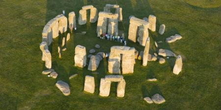 Recorrido por Stonehenge