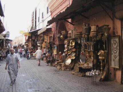encantos turisticos Marrakech