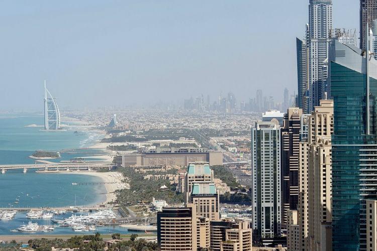 los 5 hoteles mas altos del mundo