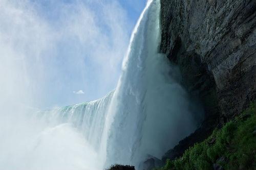 cascadas de las Cataratas del Niagara