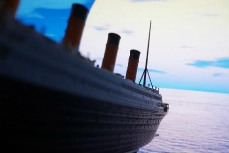el nuevo titanic