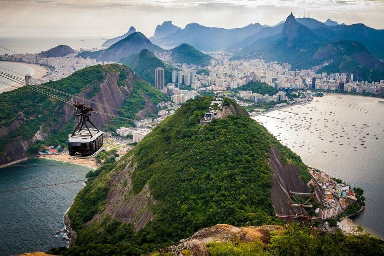 5 Regiones de Brasil con Playas Espectaculares
