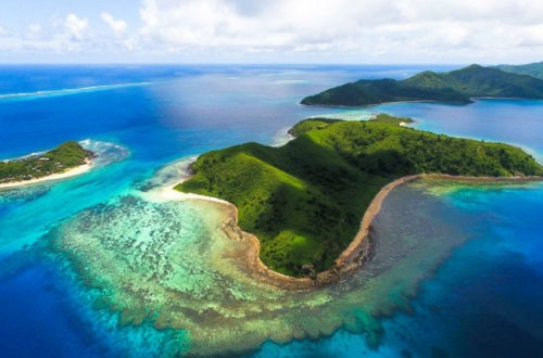 Guia de viaje basica de Islas Fiji