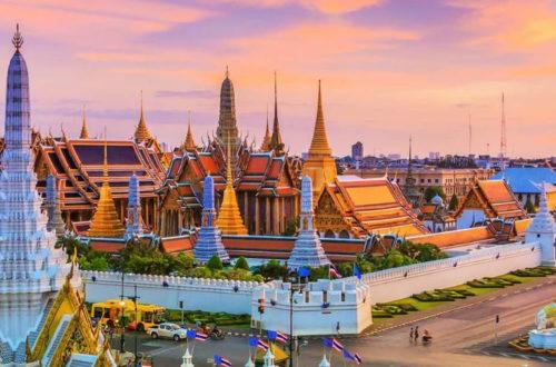Los templos mas espectaculares de Bangkok
