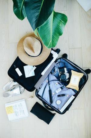 Tips para hacer la maleta