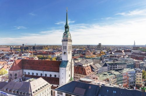 Que ver en Munich