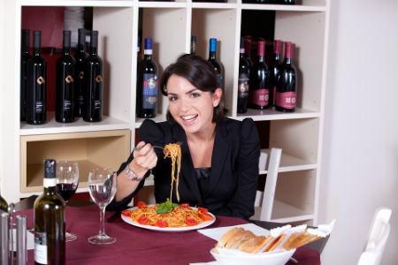 que comer en italia